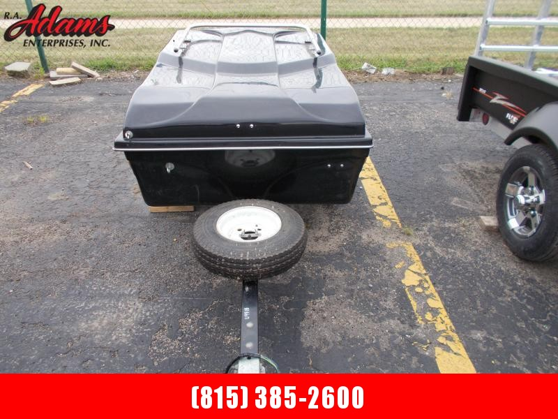 2008 Other TIME OUT CM2000 TOW BEHIND Motorcycle Trailer