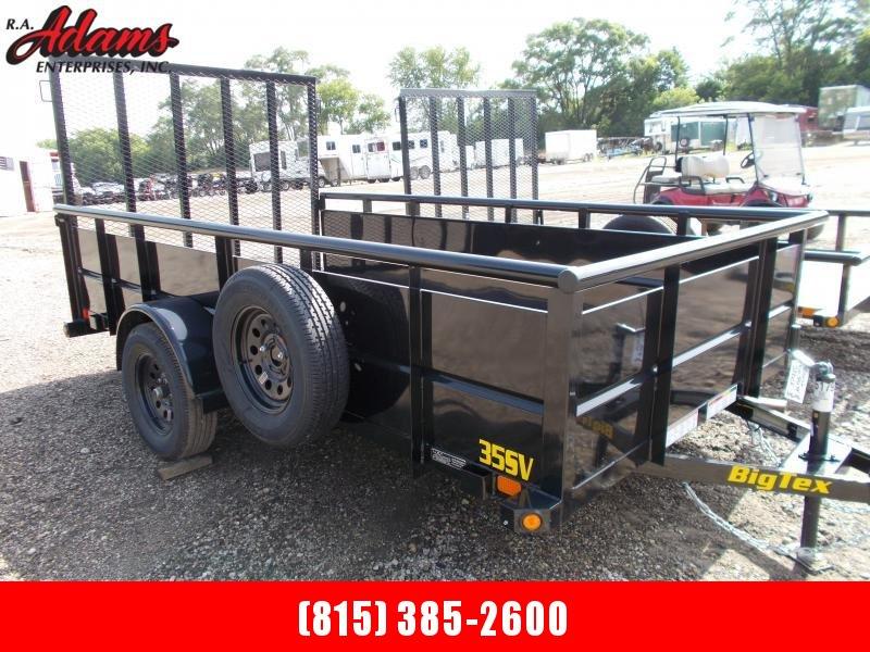 2020 Big Tex 35SV-12 Utility Trailer
