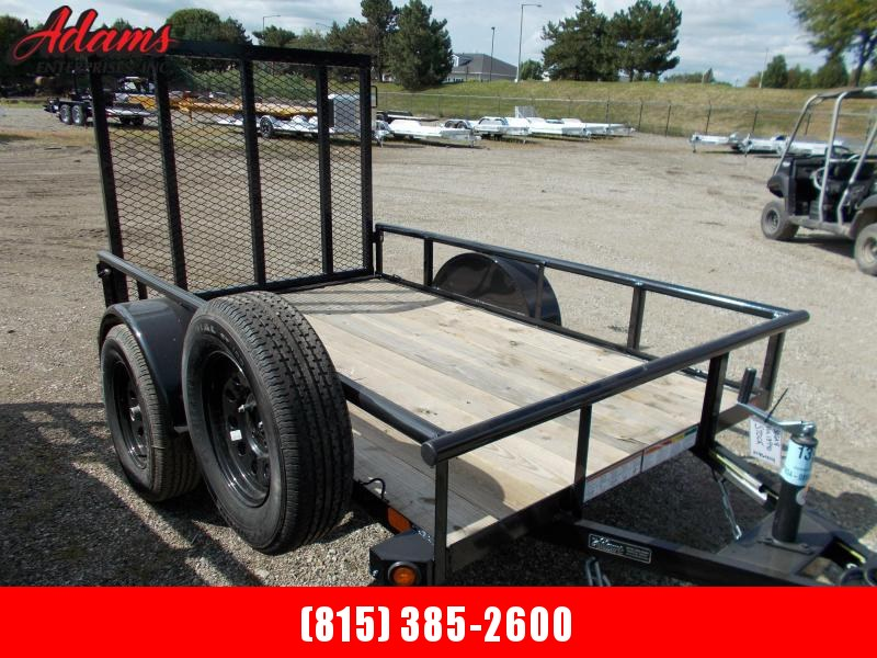 2021 Big Tex 30SA-8 Utility Trailer