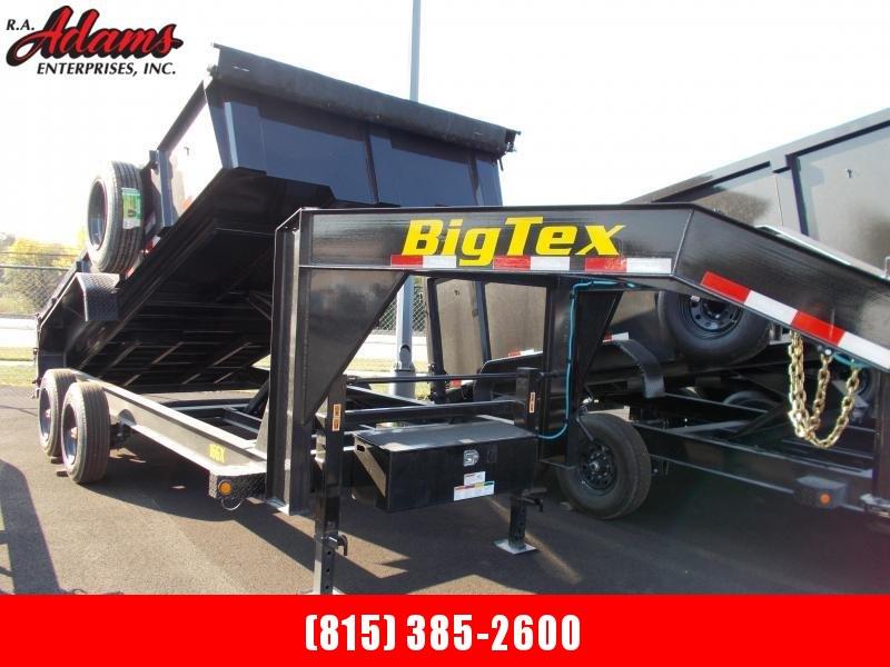 2022 Big Tex Trailers 16GX-16 Dump Trailer