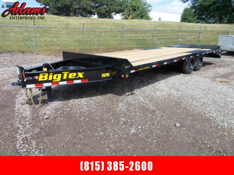 2021 Big Tex 16PH-20+5 Equipment Trailer
