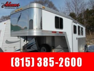 2005 Featherlite FL8541 2-Horse Trailer