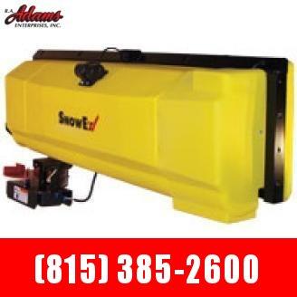SnowEx Tailgate Spreader SP-2400