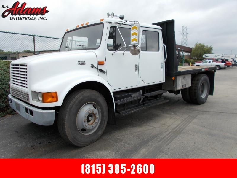 1995 International 4000 SERIES 4700 Flatbed Truck