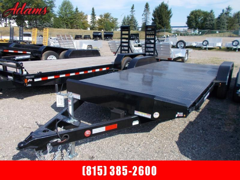 2021 Sure-Trac ST8220CHS-B-070 Car / Racing Trailer