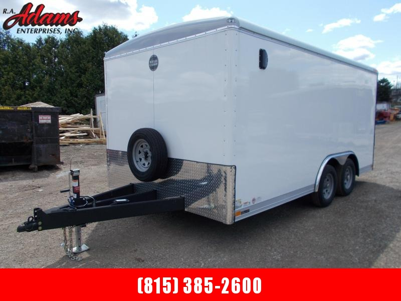2021 Wells Cargo WHD8516T2 Cargo / Utility Trailer
