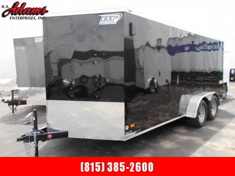 2020 Bravo SC716TA2 Cargo / Utility Trailer