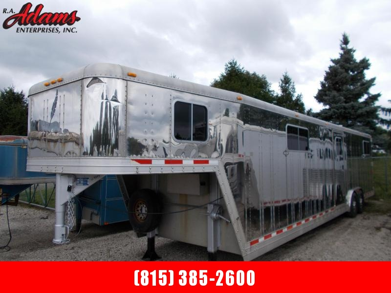 2002 Featherlite FL9810 6-Horse Trailer