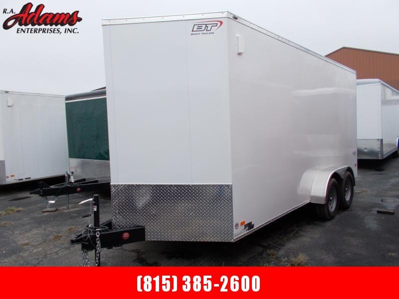 2020 Bravo Trailers SC716TA2 Cargo / Utility Trailer