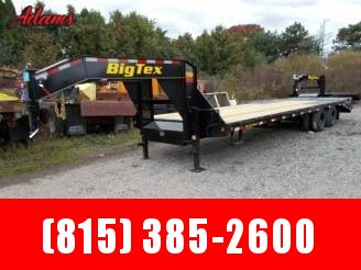 2020 Big Tex 22GN-25+5 Equipment Trailer
