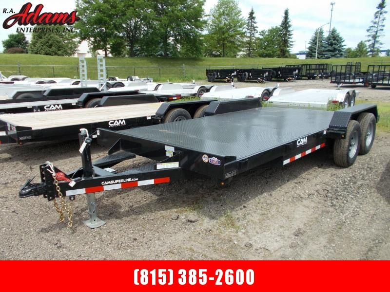 2020 Cam Superline P5CAM18CHS Car / Racing Trailer