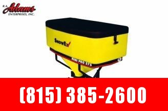 SnowEx Mini Pro Spreader SP-575