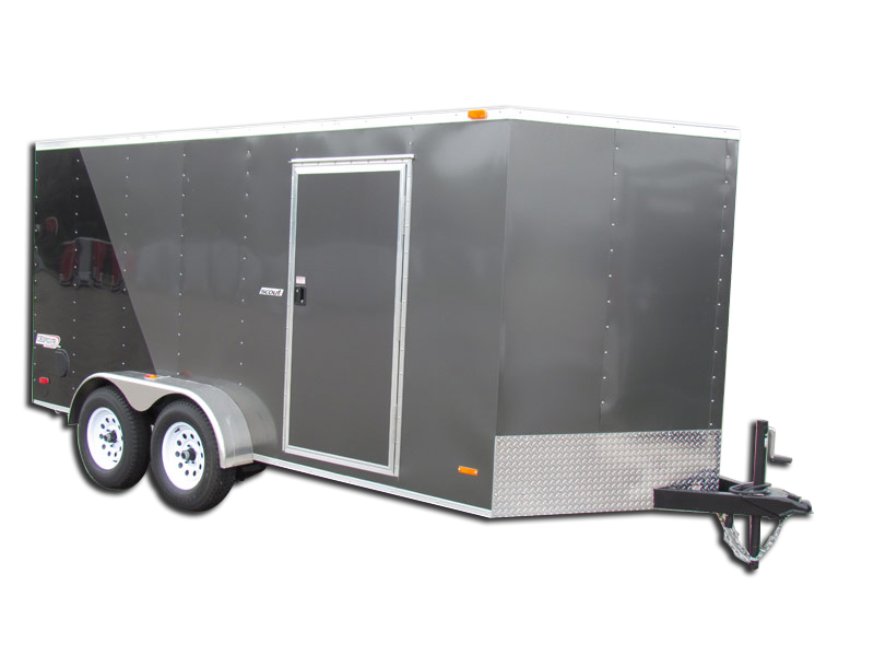 2021 Bravo SC714TA2 Cargo / Utility Trailer