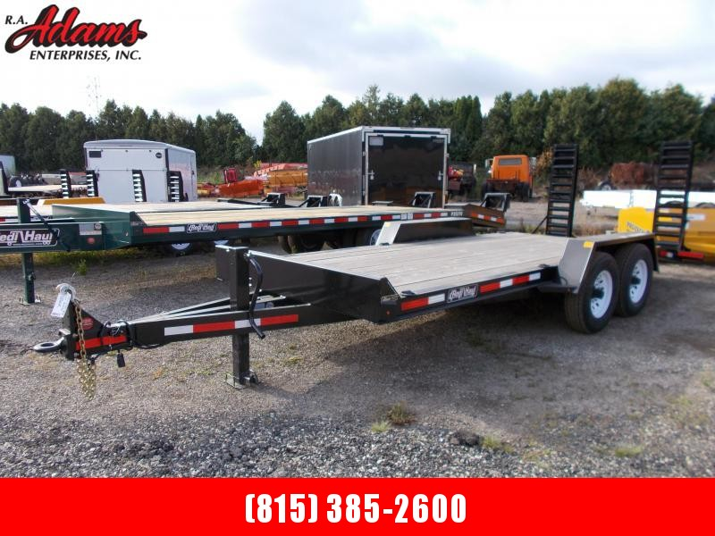 2019 RediHaul FSL1627E-102 Equipment Trailer