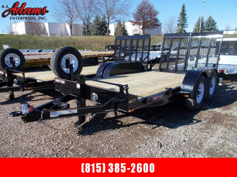 2020 Mac-Lander 14TSLWB Equipment Trailer
