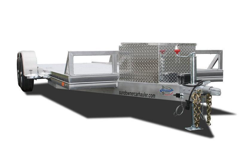 2022 Sundowner 4000AP18 Utility Trailer