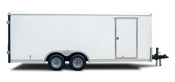 2021 Wells Cargo WHD714T2 Landscape / Cargo Trailer