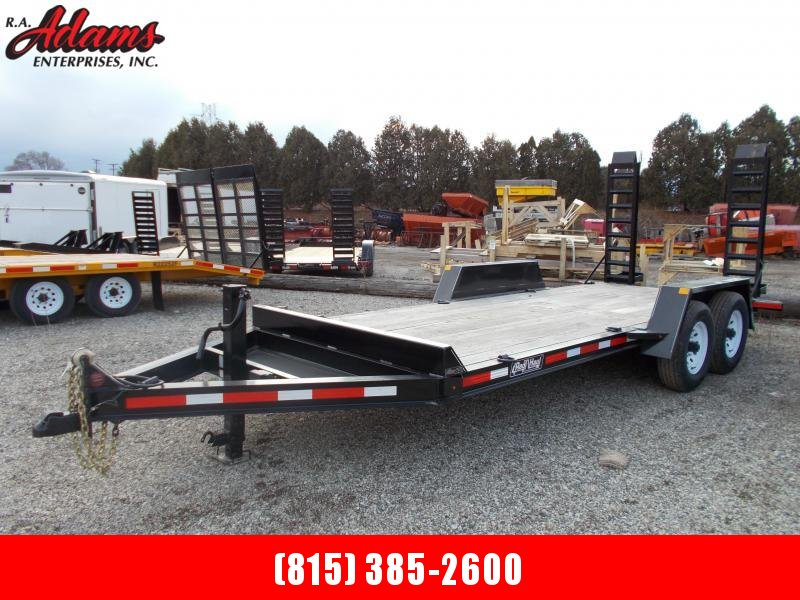 2019 RediHaul RX1827NBE-102 Equipment Trailer