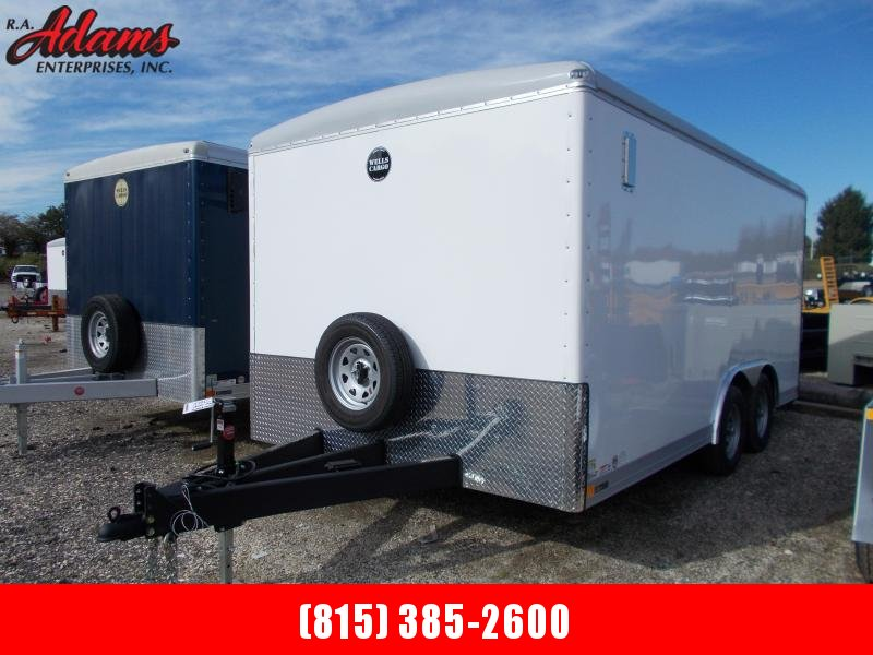 2021 Wells Cargo WHD8516T2 Landscape / Cargo Trailer