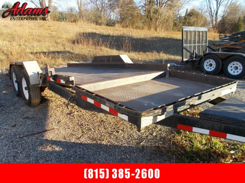 2012 Imperial SW-14-20 Equipment Trailer