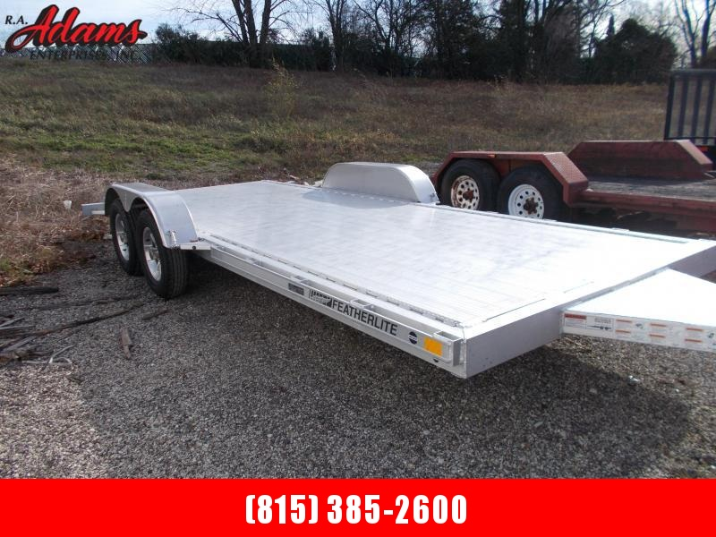 2019 Featherlite FL3182 Car / Racing Trailer