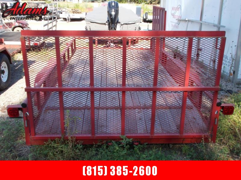2013 Doolittle MISCUTILITY Utility Trailer