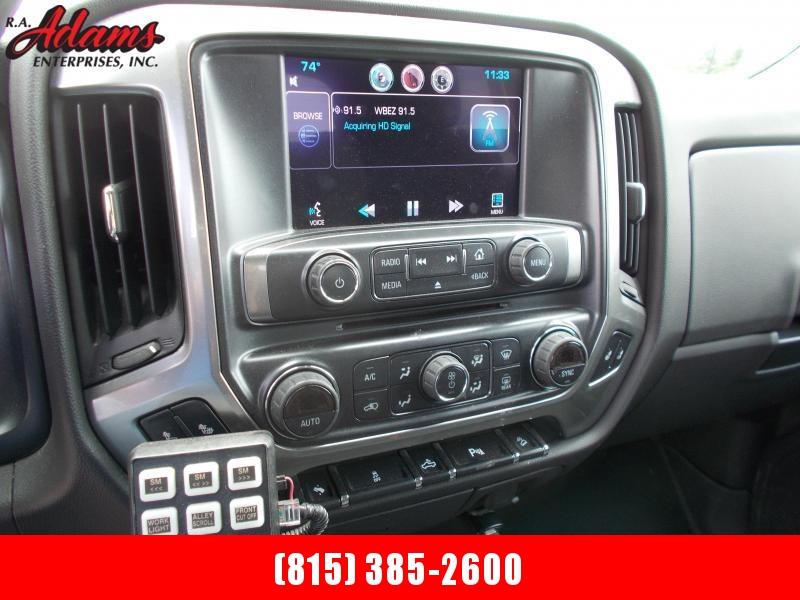 2015 Chevrolet Silverado 2500 4WD LT Crew Cab Truck