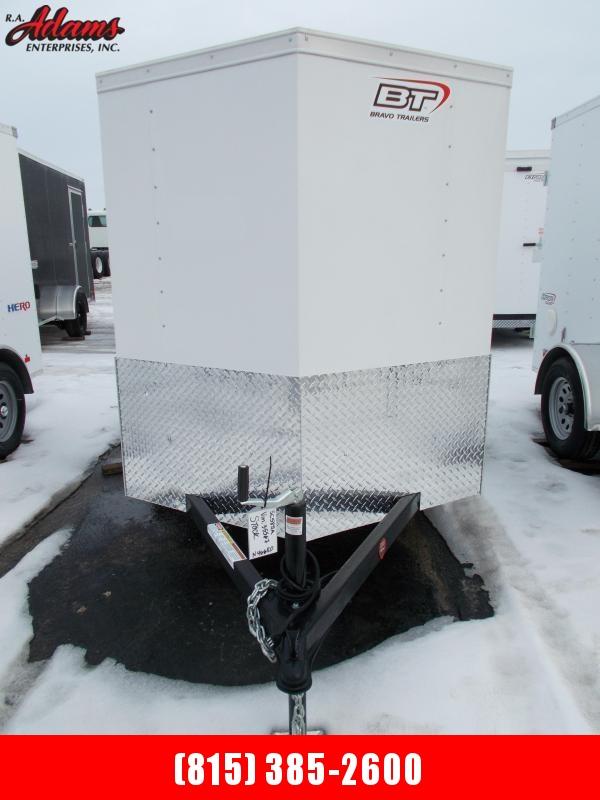 2021 Bravo SC58SA Cargo / Utility Trailer