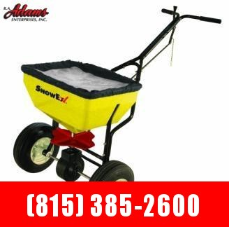 SnowEx Walk-Behind Spreader SP-65
