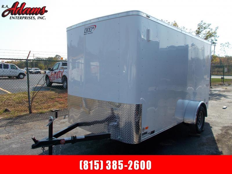 2021 Bravo SC612SA Cargo / Utility Trailer