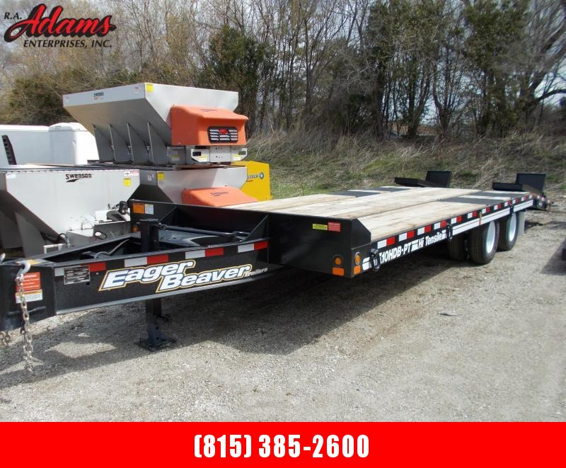 2020 Eager Beaver 10HDB-PT Equipment Trailer