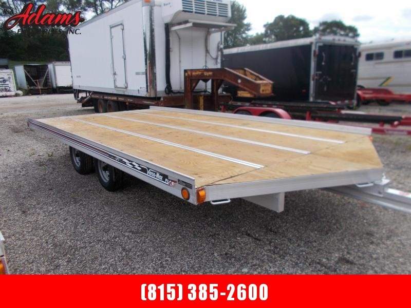 2019 Floe UT-AC-16R Snowmobile Trailer