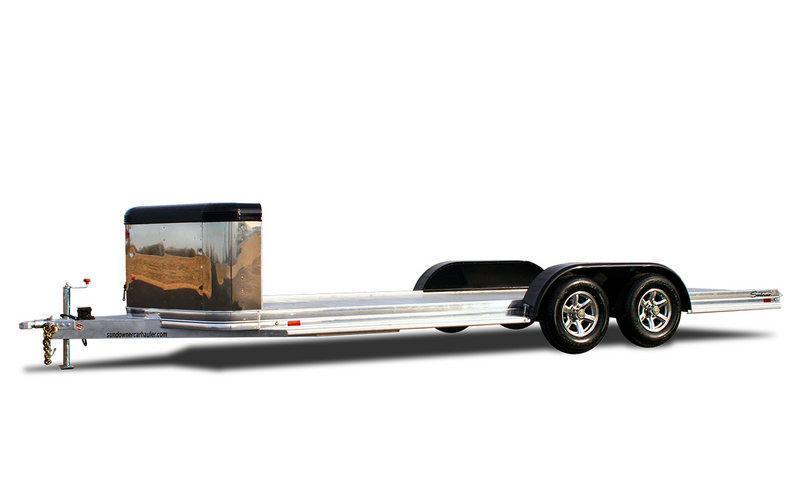 2022 Sundowner ULTRA22BP Car / Racing Trailer