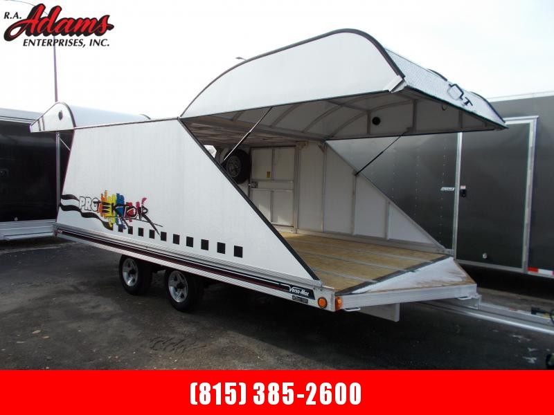 2020 Floe UT-AC-16RE Snowmobile Trailer