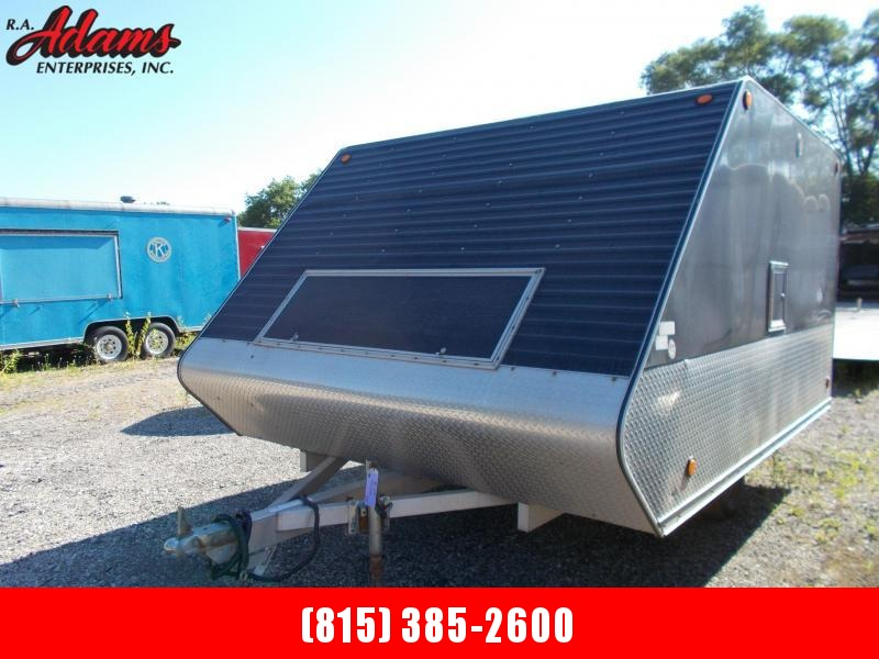 2009 R and R Trailers MISCSNOWMOBILE Snowmobile Trailer
