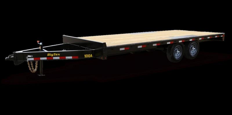 2021 Big Tex 10OA-18 Equipment Trailer