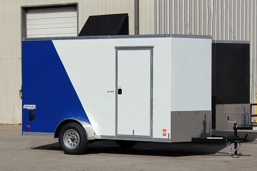 Bravo Enclosed Cargo / Utility / Landscape Trailer