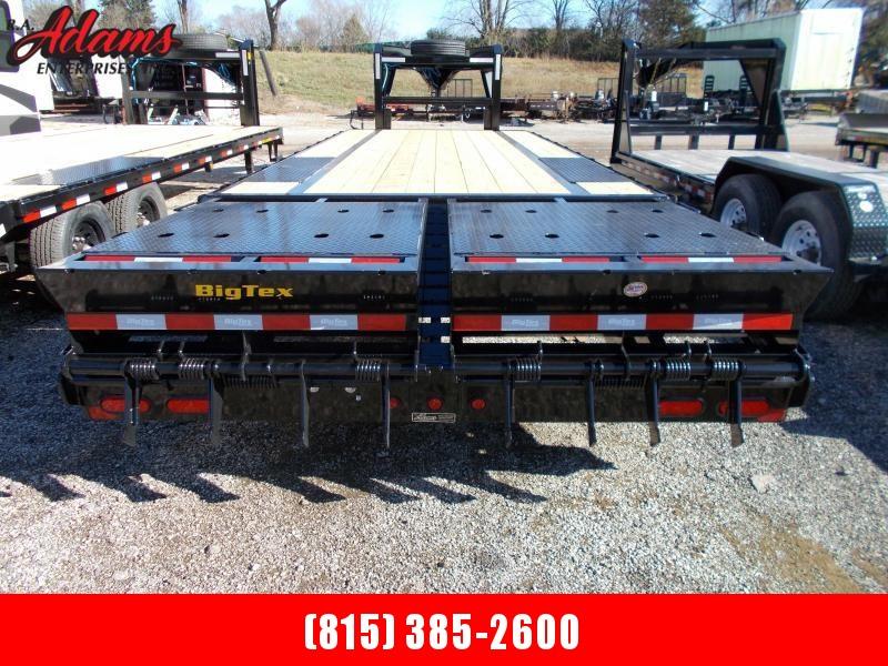 2021 Big Tex 16GN-20+5 Equipment Trailer