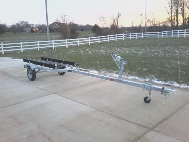 2021 Yacht Club 1612BG Boat Trailer