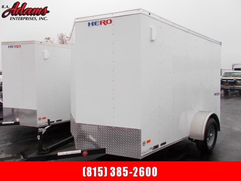2022 Bravo Trailers HR610SA Cargo / Utility Trailer