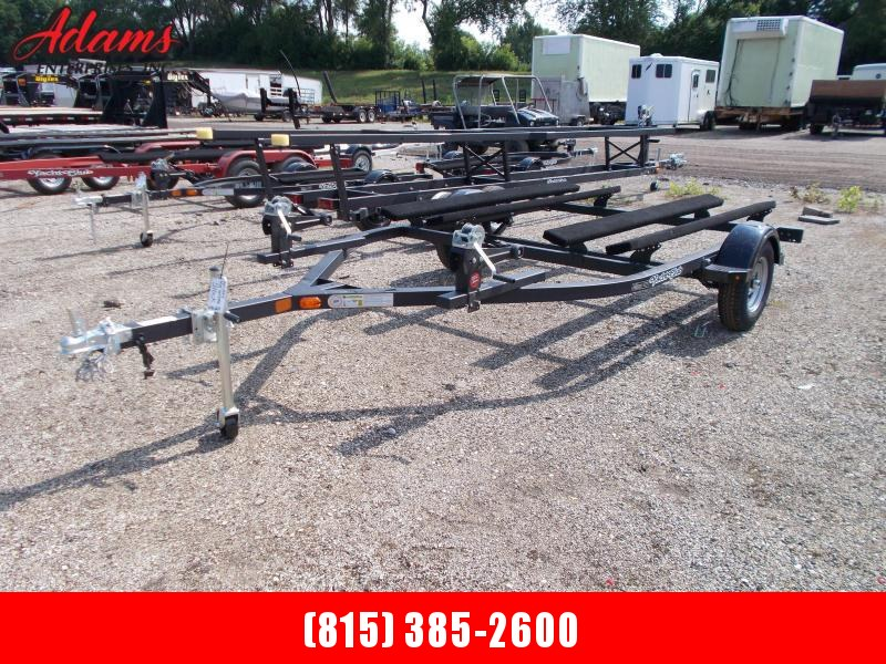 2021 Yacht Club Trailers WC224 2-Place Watercraft Trailer