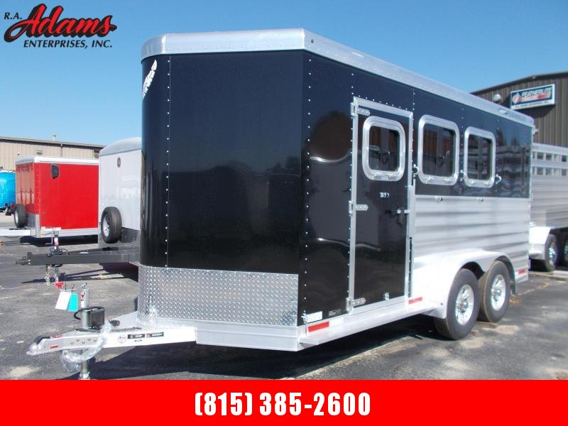 2021 Featherlite FL7441-3H Horse Trailer