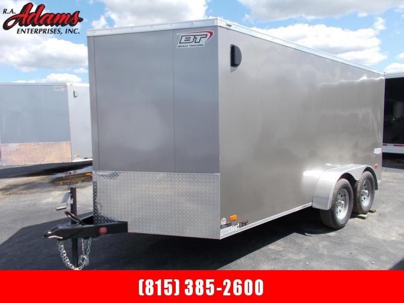2020 Bravo Trailers SC714TA2 Cargo / Utility Trailer