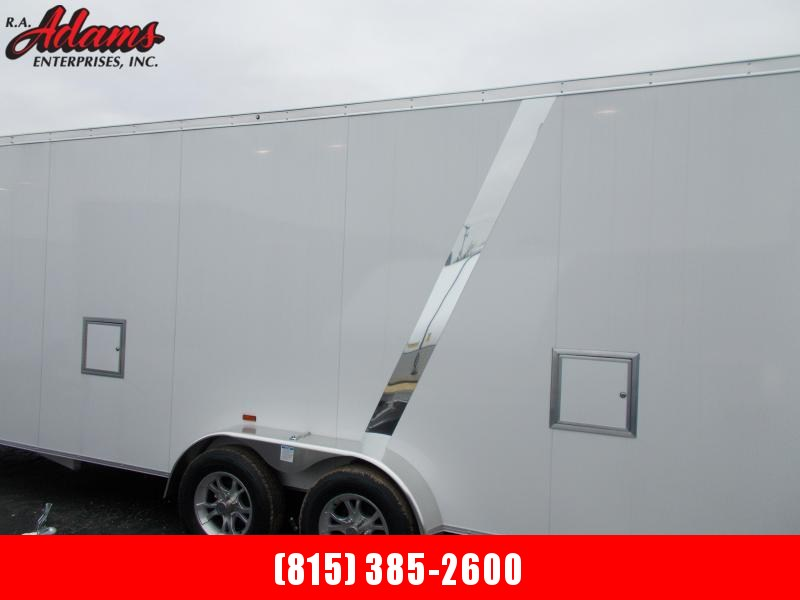 2021 Lightning Trailers LTFES722TA2 Snowmobile Trailer
