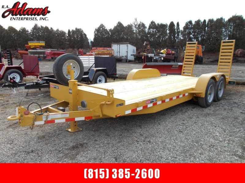 2020 Mac-Lander 20TFHWB Equipment Trailer
