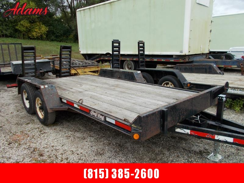 2006 RediHaul FSL14HE-102 Equipment Trailer