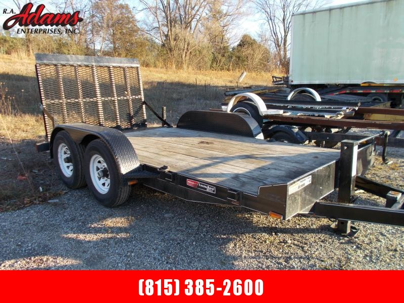 2019 Mac-Lander 14TSLWB Equipment Trailer