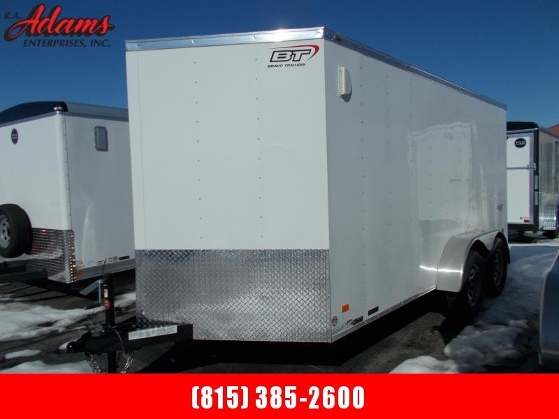 2021 Bravo Trailers SC714TA2 Cargo / Utility Trailer