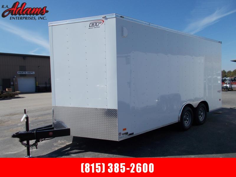 2021 Bravo SC8516TA2 Car / Racing Trailer