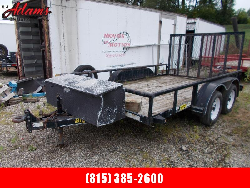 2008 Big Tex 70PI-12 Utility Trailer